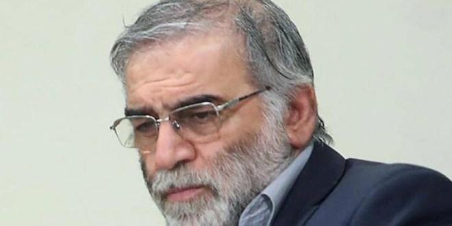 فيديو لمراسم تشييع جثمان العالم النووي الإيراني محسن فخري زاده