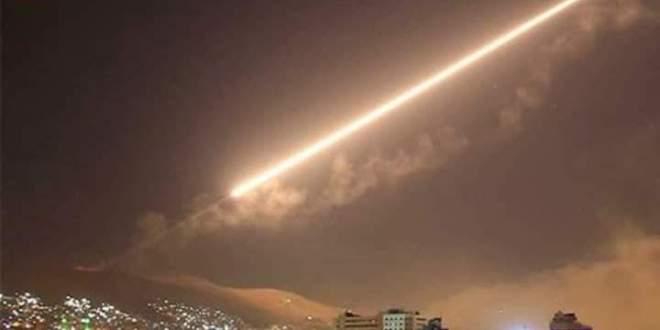 سانا: الطيران الاسرائيلي يستهدف حماة برشقات من الصواريخ من اتجاه مدينة طرابلس