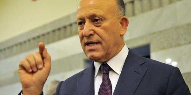 ريفي: الحزب يمارس إرهابا على الجيش وقائده لنسف التحقيق في جريمة المرفأ