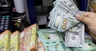 في اليوم الثاني من الإقفال العام.. هكذا افتتح الدولار في السوق الموازية