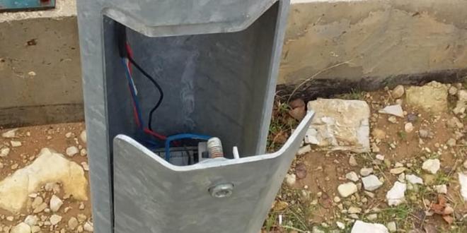 تعرض منشآت سد القيسماني للسرقة.. وبيان من مؤسسة مياه بيروت