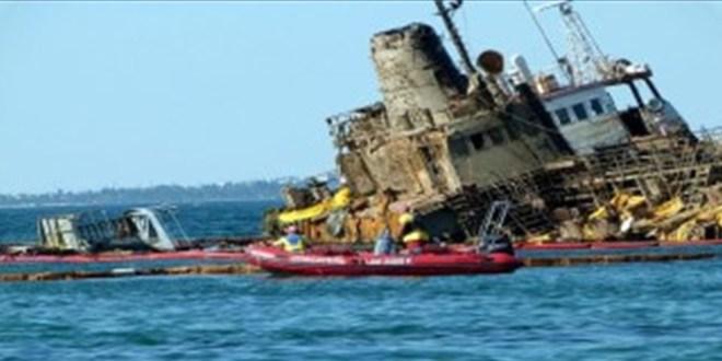 مقتل 3 بحارة إثر غرق سفينة في البحر الأسود قبالة تركيا
