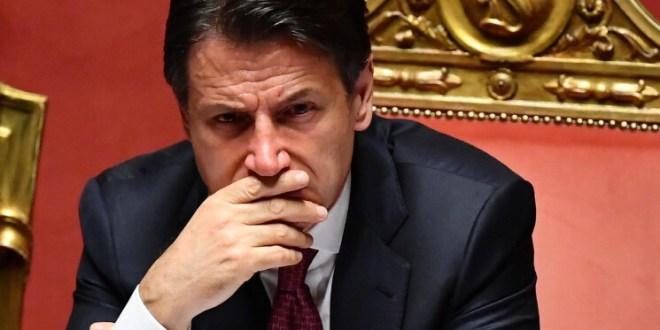 رئيس الوزراء الإيطالي جوزيبي كونتي يستقيل!