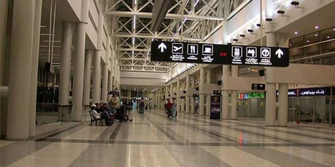 بالفيديو – اشكال في مطار بيروت
