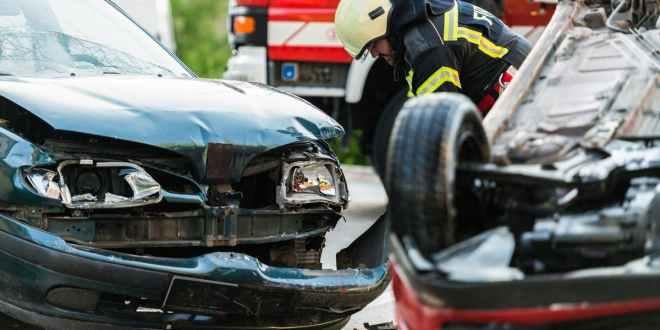 اليكم عدد الحوادث المرورية والاصابات خلال النصف الاول من هذا الشهر