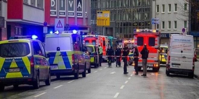 ألمانيا.. إصابات خطيرة في حادث طعن بمحطة قطارات!