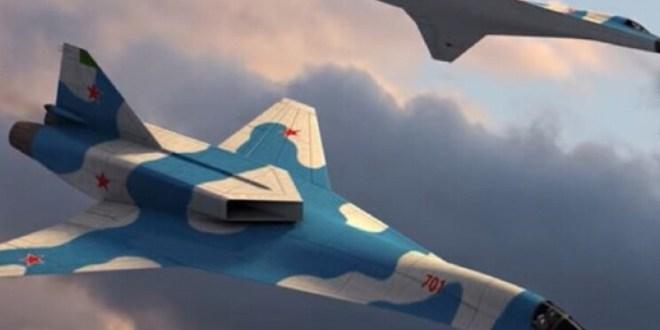 روسيا تباشر تطوير طائرة اعتراضية