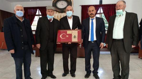 السفير التركي جال في قرى عكارية مودعا لمناسبة انتهاء مهامه في لبنان