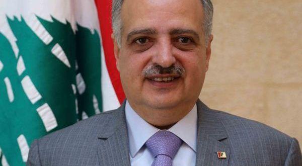 أرسلان: التدويل المطروح بحاجة الى إجماع بين اللبنانيين