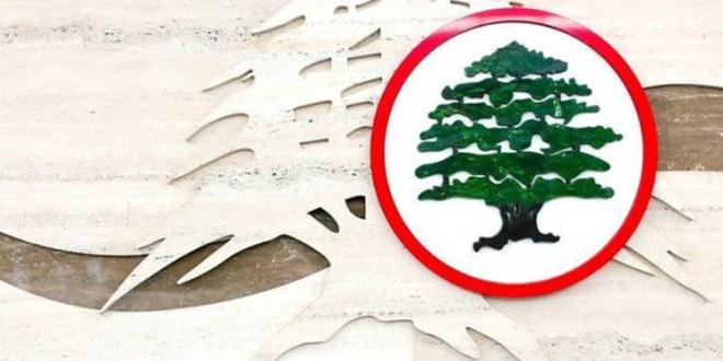 """حماس """"القوات"""" يندرج في محاولة عزل بكركي عن رئيس الجمهورية و""""التيار"""""""