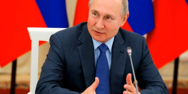 بوتين: الحرب على الإرهاب مستمرة