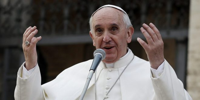 البابا فرنسيس: رحلتي المقبلة ستكون إلى لبنان