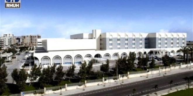 مستشفى الحريري: 111 إصابة و53 حالة حرجة وحالتا وفاة