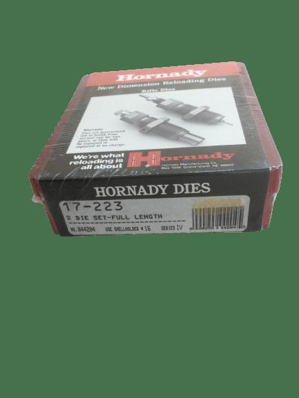 Hornady Matrizensatz im Kaliber 17-223