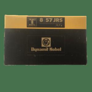 Teilmantel Jagtmunition von RWS im Kaliber 8x57