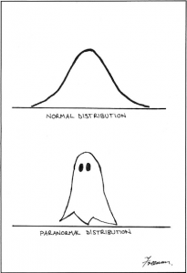 few students were able to successfully normalise the mysterious t distribution