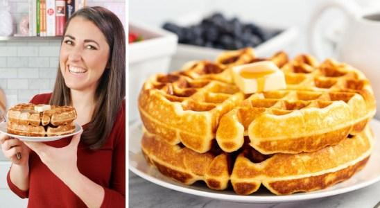 How to Make Perfect Homemade Waffles