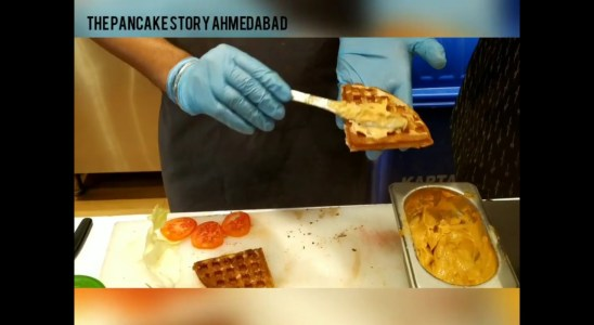 The Pancake Story Ahmedabad | Pancake | Crepe | Waffle sandwich | Ahmedabad Food