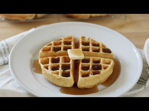 How To Make The Perfect Homemade Waffle Recipe