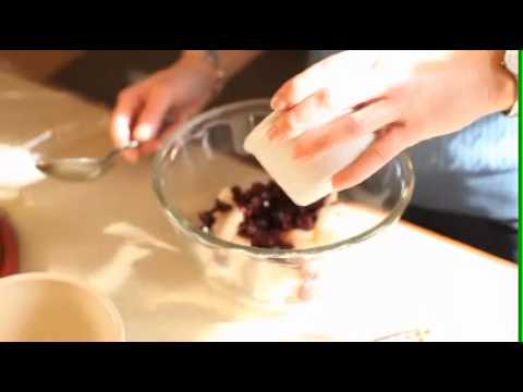 How to Make: Apple Cranberry Cheddar Waffles - Cabot Recipes