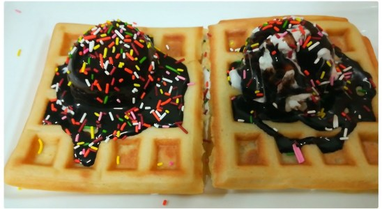 Soft Belgian Waffles Recipe | Let's Cook with Maryam