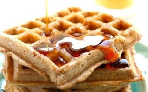 Cinnamon Sugar Vegan Waffle Recipe