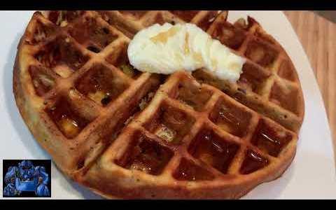 SBR E0017: Splash's Peanut Butter Waffles
