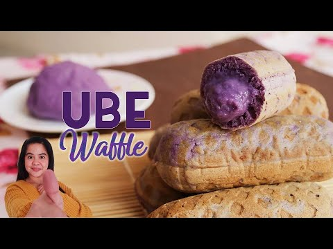 Business Recipe :  UBE Waffle   ASG