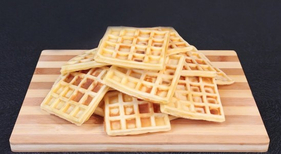 Perfect Homemade Waffles Recipe | Soft And Fluffy