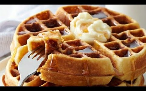 WAFFLES IN MINUTES! || QUICK AND EASY RECIPES ||
