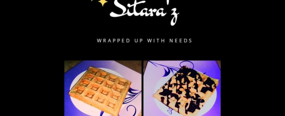 Waffle Recipe   Easy and Quick Recipe of Waffles   Waffles by Sitara'Z Kitchen