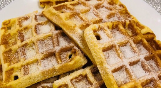 Waffle recipe, something sweet, tasty and simple, quick preparation, delicious