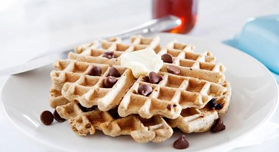Chocolate Chip Waffles | Easy Gluten-Free Waffle Recipe