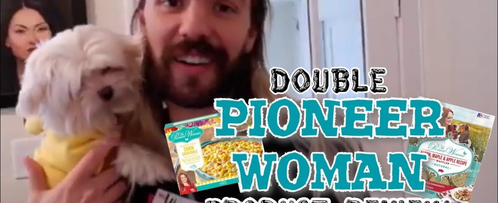 pioneer woman CORN CASSEROLE and BACON MAPLE & APPLE RECIPE WAFFLES (for dogs) review