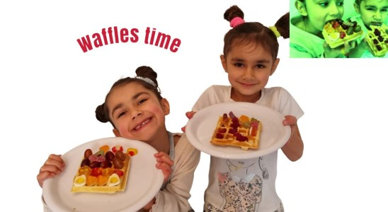 How to make the best waffles,simple delicious recipe.