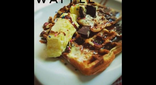 How to Make Perfect Waffles | Homemade Waffles | Easy and crispy Waffles Recipe