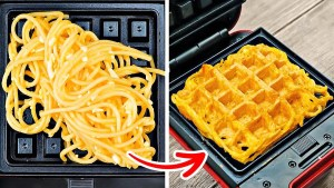 Easy And Yummy Food Recipes In Waffle Maker