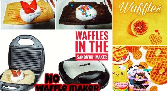 how to make waffles without waffle maker   quick breakfast recipe #shorts #shortvideo #YouTubeshorts