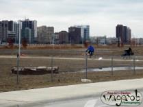Detroit Bikes! (skyline)