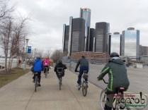 Detroit Bikes! (Ren Cen)
