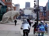 Detroit Bikes! (Comerica Park)