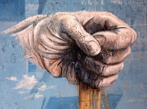 Street art, Ukranian Village, Chicago, IL