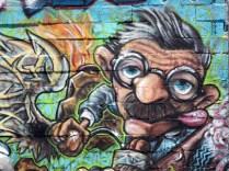 Street Art, Old-Town
