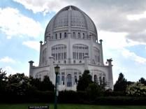 Baha'i House of Worship, Chicago, IL