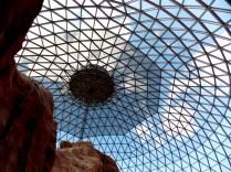 Desert Dome, Henry Doorly Zoo, Omaha, NE.