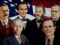 What do these six former presidents have in common? Copyright Robert Hartwig.