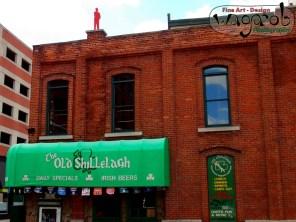 Old Shillelagh, Detroit, MI - Photography Copyright Robert Hartwig 2013