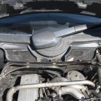 W124 W201 Einarm-Wischergetriebe abschmieren