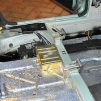 Schalldämmung erneuern W124