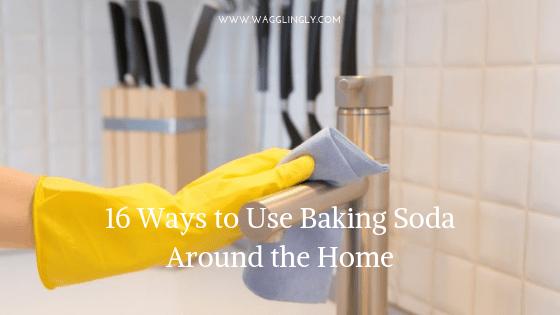 16 Ways to Use Baking Soda Around the Home